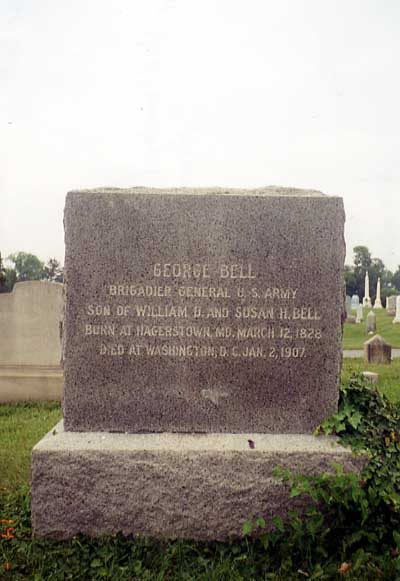 George Bell, Sr