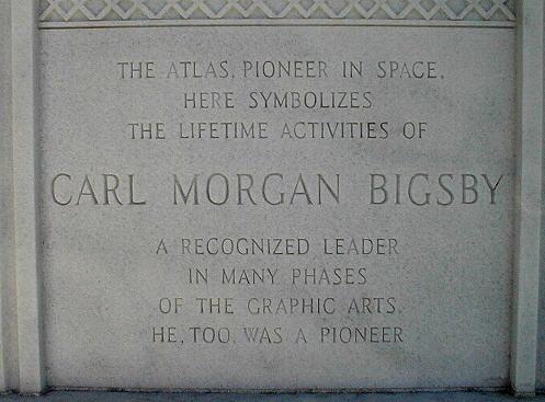 Carl Morgan Bigsby