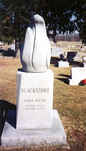 Harry Blackstone, Sr