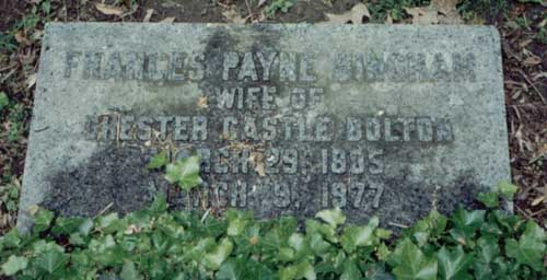 Frances Payne Bolton