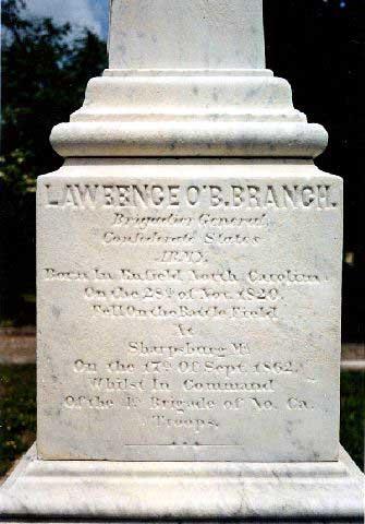 Lawrence O'Bryan Branch