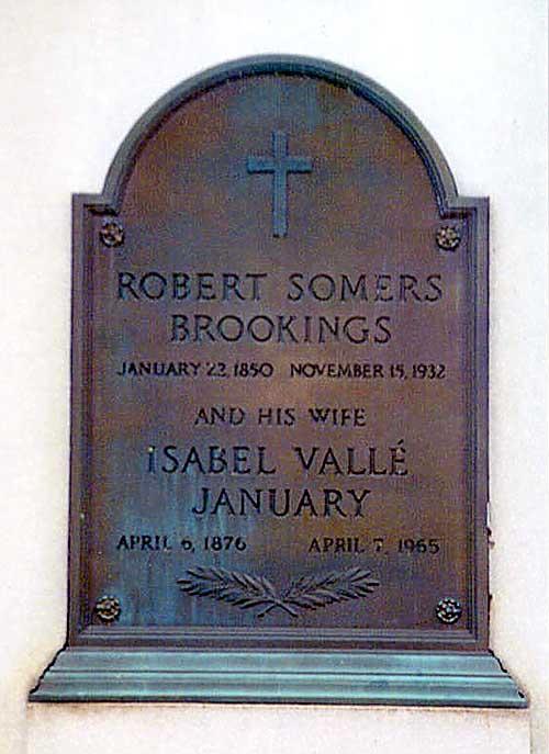 Robert Somers Brookings