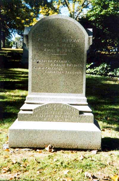 Philip Perry Brown, Jr