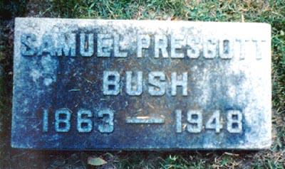 Samuel Prescott Bush