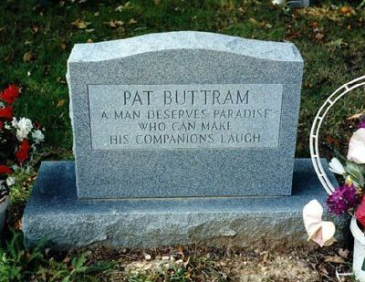 Pat Buttram alfred hitchcock hour