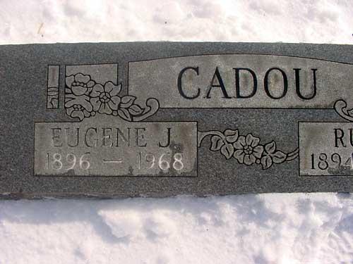 Eugene J. Cadou