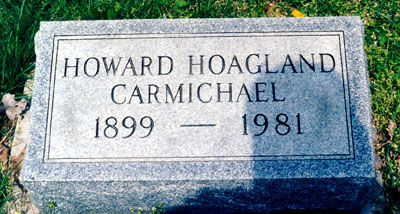 Cool Hoagy Carmichael 1899 1981 Find A Grave Memorial Theyellowbook Wood Chair Design Ideas Theyellowbookinfo