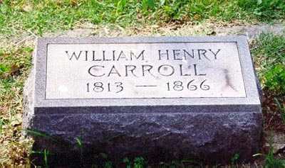 William Henry Carroll, Sr