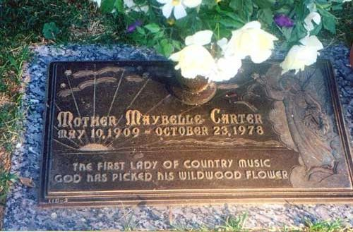 Maybelle Mother <i>Addington</i> Carter