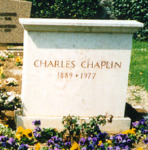 Charlies Grave - A Short Story