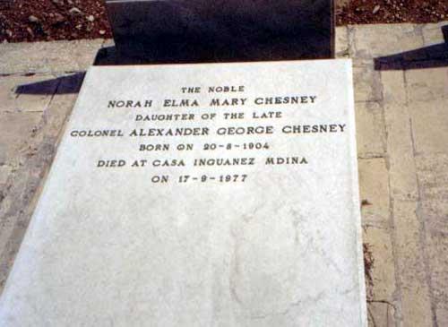 Norah Elma Mary Chesney