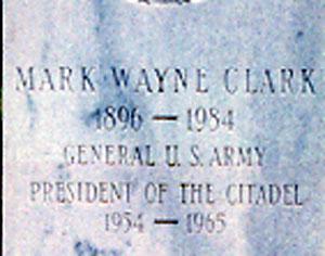 GEN Mark Wayne Clark