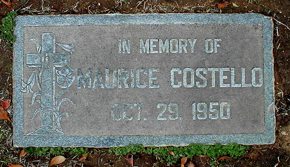 Maurice Costello