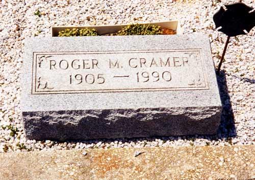 Roger Doc Cramer
