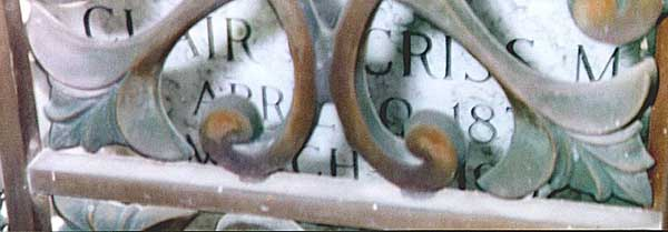 Clair C. Criss
