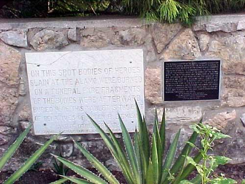 Defenders of the Alamo Memorial