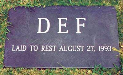 Profielfoto:  D.E.F. Records