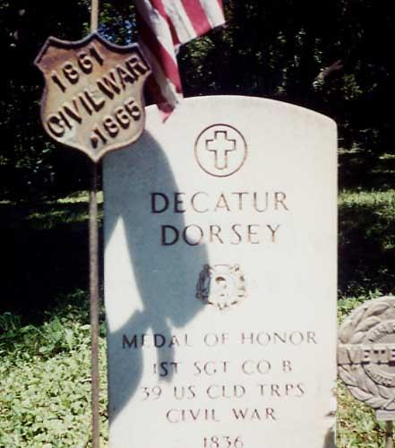 1SGT Decatur Dorsey