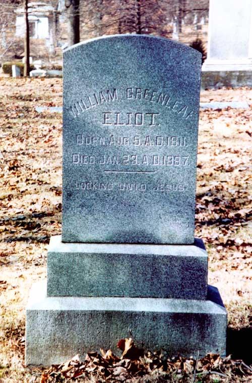 William Greenleaf Eliot, Jr