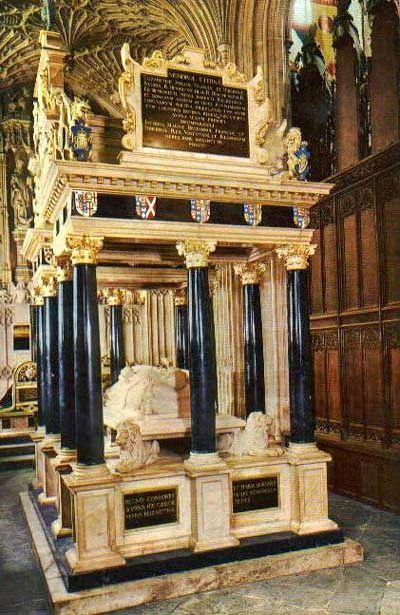 elizabeth 1 tomb