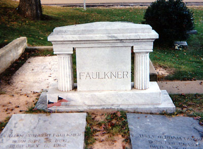 foreshadowing death in william faulkners a Free essay on literary technique explored in faulkner's a rose for e available totally free at echeatcom, the largest free essay community.