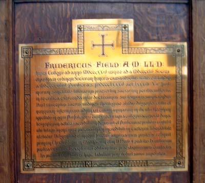 Frederick Field
