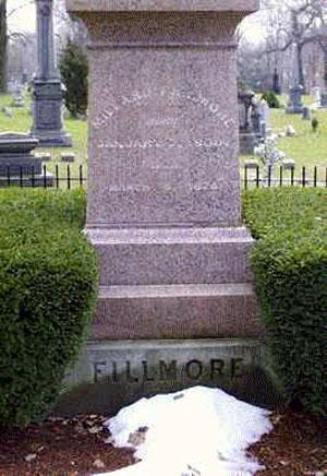 Caroline <i>Carmichael</i> Fillmore