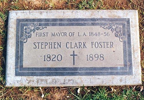 Stephen Clark Foster
