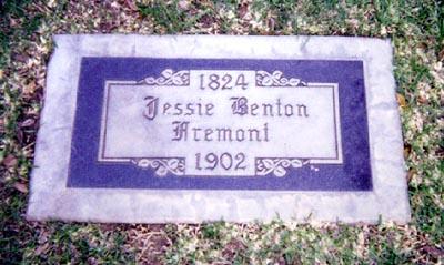 Jessie <i>Benton</i> Fremont