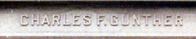 Charles Frederick Gunther
