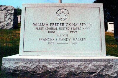 ADM William Frederick Bull Halsey, Jr
