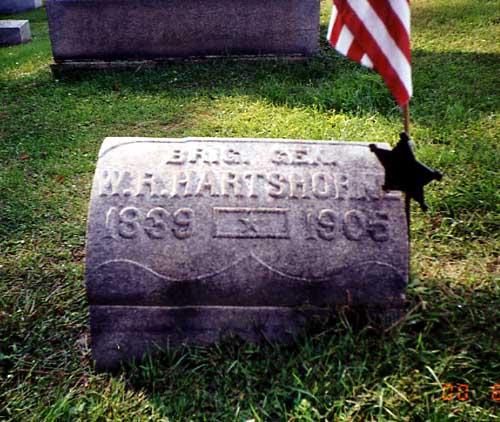 William Ross Hartshorne