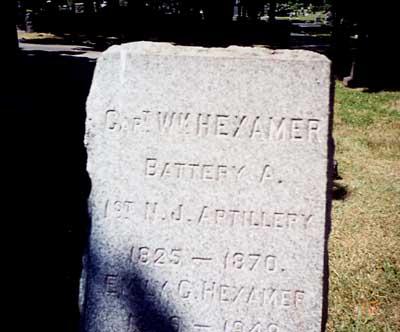 William Hexamer