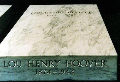 Louise Lou <i>Henry</i> Hoover