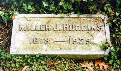 Miller James Huggins