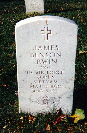 James Benson Irwin
