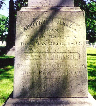 Adolphus J. Johnson