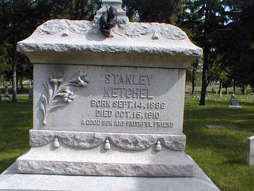 Stanley Steve Ketchel