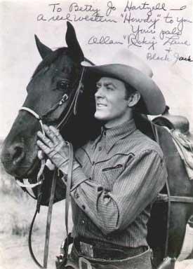 "Allan ""Rocky"" Lane (1909-1973) - Find A Grave Memorial"