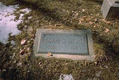Joe Shelby Joe LeFors