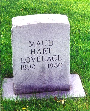 Maud <i>Hart</i> Lovelace