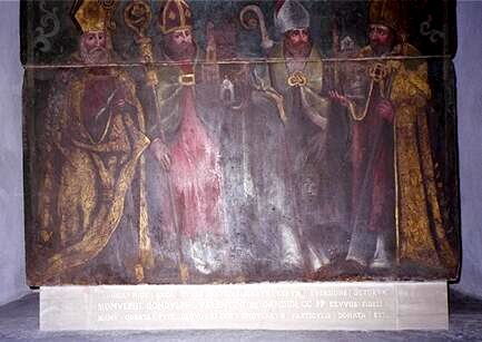 Bishops of Maastricht