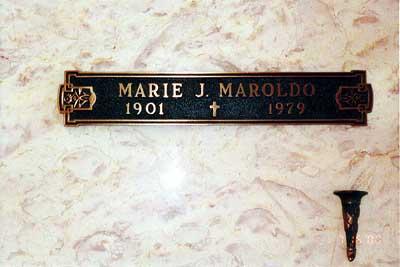 Marie Maroldo