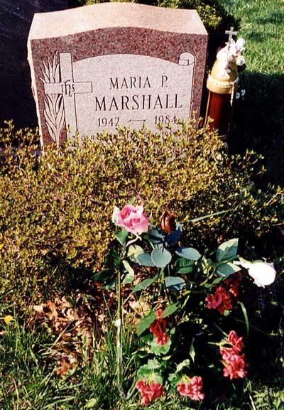 Maria <i>Puszynski</i> Marshall