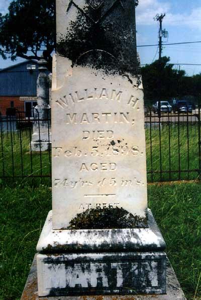 William Harrison Martin