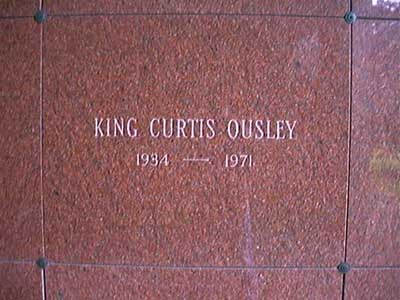 Curtis King Ousley