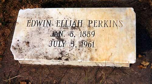 Edwin Elijah Perkins