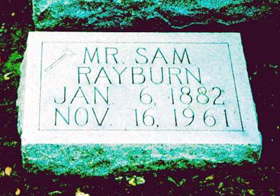 Sam Rayburn