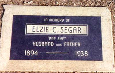 Elzie Crisler Segar