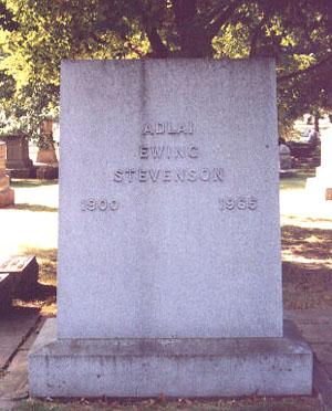 Adlai Ewing Stevenson, II